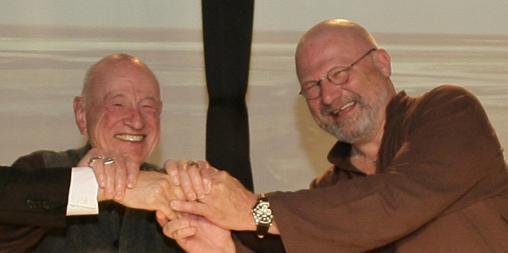 Edgar Morin et Marc Halévy